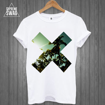 Dope supreme swag hipster tropical t-shirt style Homies Obey Disobey Cross OFWGKTA dope thug