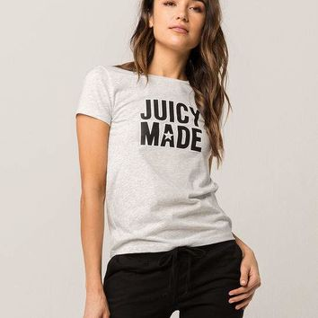 JUICY BY JUICY COUTURE Juicy Made Womens Tee