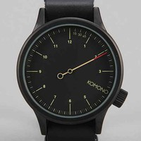 KOMONO The One Watch - Black One