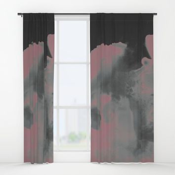 Its Whatever Window Curtains by duckyb