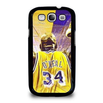 SHAQUILLE O'NEAL LA LAKERS Samsung Galaxy S3 Case Cover