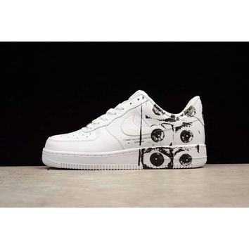 Nike Air Force 1 Low Supreme Comme des Garcons Shirt  923044-100 a9e82a5783f6
