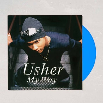 Usher - My Way Limited LP | Urban Outfitters