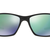 Oakley Sunglasses CARBON SHIFT Carbon Fiber OO9302-07 Matte Black /Jade Iridium