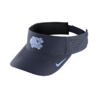 Nike Dri-FIT (North Carolina) Adjustable Visor (Blue)