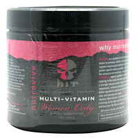 HiT Supplements Nutravive Multi-Vitamin, 180 Tablets