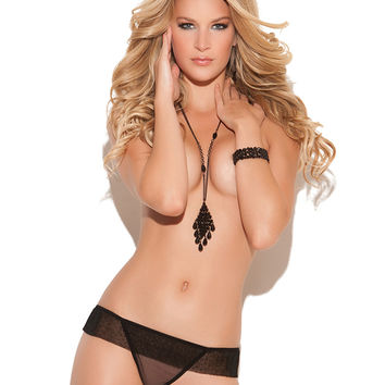 G-String Panty with Bow