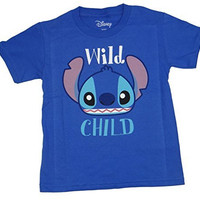 Disney Lilo and Stitch Wild Child Kids T-shirt