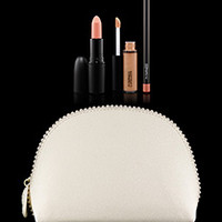 Keepsakes/Nude Lip Bag | M·A·C Cosmetics | Official Site