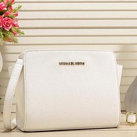 Perfect Michael Kors Women Fashion Leather Satchel Bag Shoulder Bag Crossbody