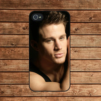 Channing Tatum--iphone 4 case,iphone 4s case,iphone 4 cover,in plastic or silicone case
