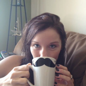 Mustache Coffee Mug Moustache Coffee Mug