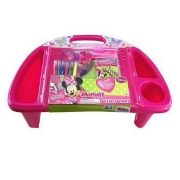 Minnie Mouse Bowtique Sit N Play Art Activity Tray