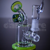 Big Spence Glass Slyme Pendant Rig #10 10 MM by Big Spence Glass | TheDabstore