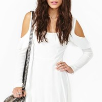 Nasty Gal Into The Light Dress