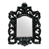 One Kings Lane - Kathleen Koszyk Designs - Saville Mirror, Black