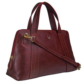Hidesign Cerys Leather Satchel