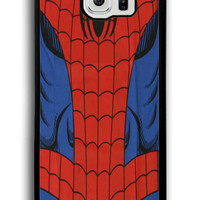 Spiderman Costume Funny Cover Phone for Samsung Galaxy S6 Hard Cover Plastic