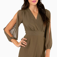 Please Baby Please Romper $68