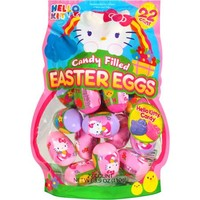 Hello Kitty Candy-Filled Easter Eggs, 22 count, 3.9 oz - Walmart.com