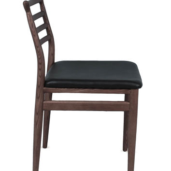 Control Brand MCM Moller Dining Chair - Black