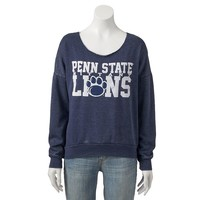 Penn State Nittany Lions Burnout Fleece Sweatshirt - Women's, Size: