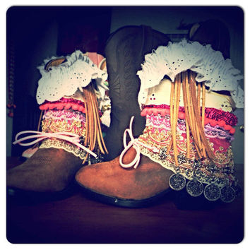 Customized Baby Toddler Gypsy Boots - DEPOSIT -