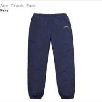 Supreme Arc Track Pant - Navy