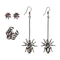 H&M Ring and 2 Pairs Earrings $4.99