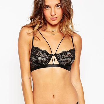 ASOS Willow Strappy Underwire Bra