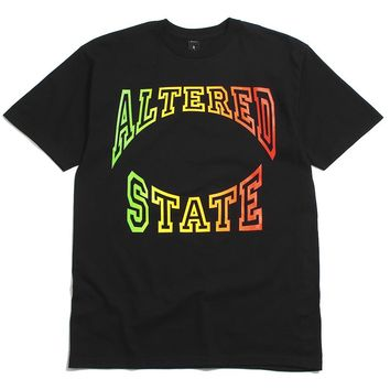Altered State T-Shirt Black