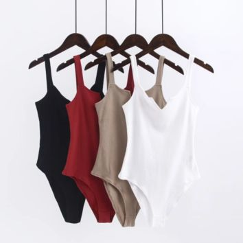 FREE SHIPPING  Winter trim front sexy little v-neck suspenders tight leggings