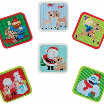 Rudolph The Red-Nosed Reindeer Character Eraser 48/Ds Case Pack 48