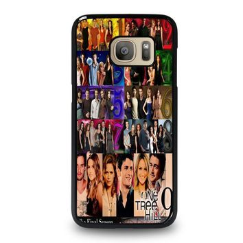one tree hill samsung galaxy s7 case cover  number 1