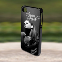 Accessories Print Hard Case for iPhone 4/4s, 5, 5s, 5c, Samsung S3, and S4 - Beautiful Ariana Grande