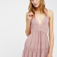 Free People Look Of Love Slip