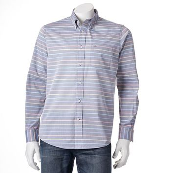 Dockers Striped Button-Down Shirt