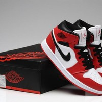 Air Jordan 1 Retro 'Original' OG Red/White