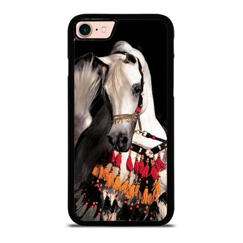 ARABIAN HORSE ART iPhone 8 Case