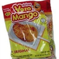 Vero Mango Mexican Candy, 40 Pieces