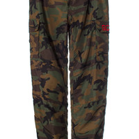 VFILES SHOP | MILITARY PANTS by @GCDS