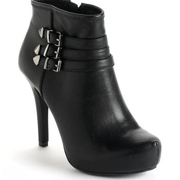 Bcbgeneration Fay Platform Ankle Boots