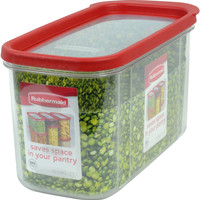 Rubbermaid 1840748 10-Cup Modular Dry Food Storage Zylar Container