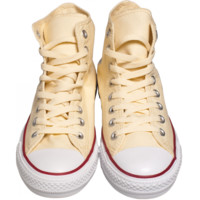 CONVERSE CHUCK TAYLOR HIGH IN CREAM - SNEAKERS - DEPARTMENTS Federal