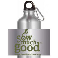 SMG Aluminum Bottle | Sow Much Good