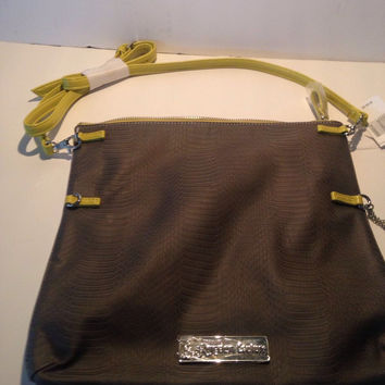 Disney Parks Kingdom Couture Tinker Bell Crossbody Clutch New with Tags