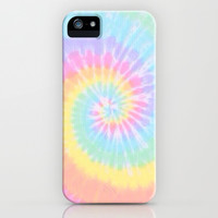 Tie Dye Love iPhone & iPod Case by Pink Berry Pattern