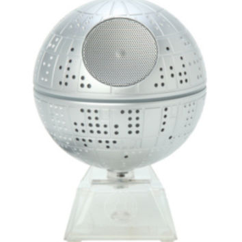 Star Wars iHome Death Star Bluetooth Speaker