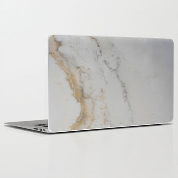 Marble Laptop & iPad Skin by Galaxy Eyes