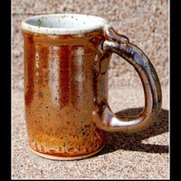 Stoneware Espresso Mug  Rustic by TheWickedPotter on Etsy